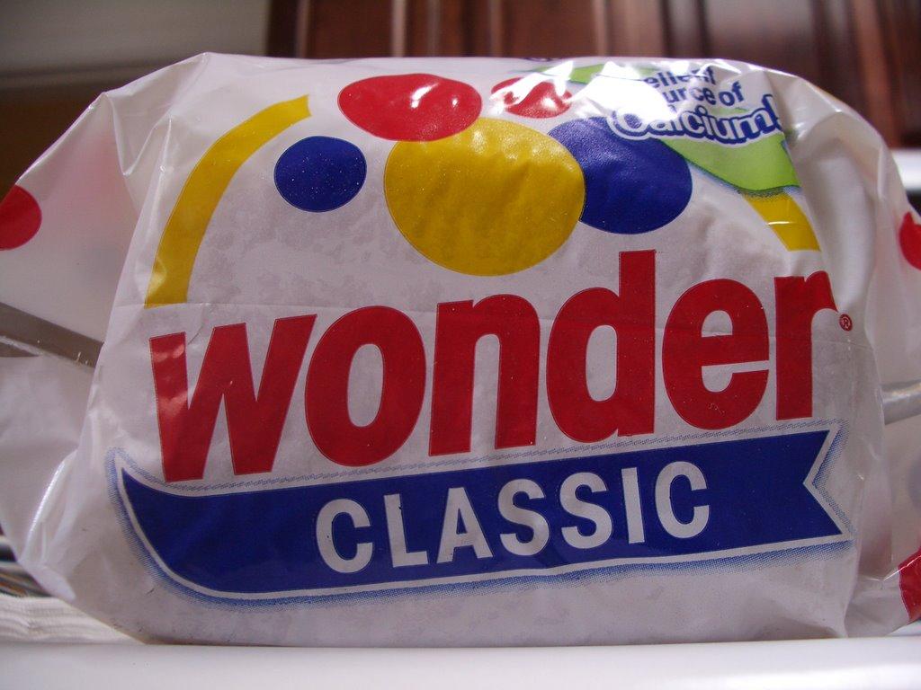 Eatdrink the quot wonder quot of wonder bread