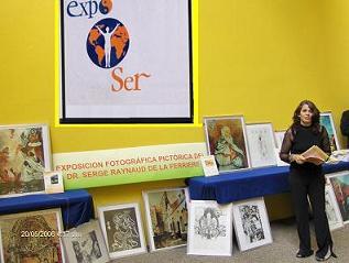 Exposicion Fotografica Pictorica en Ocasion de EXPOSER 2006 en la Ciudad de Mexico