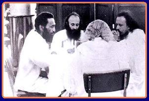 Los Maestros... Primeros 4 Discipulos del Dr. De La Ferriere