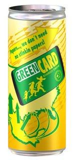 Green Card!