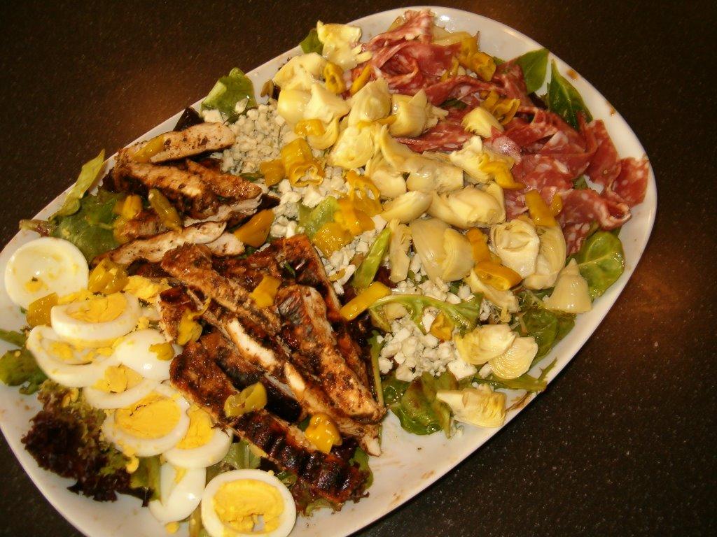 Its A Keeper Italian Cobb Salad