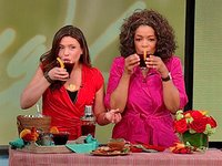 Rachael Ray on Oprah's Show Today