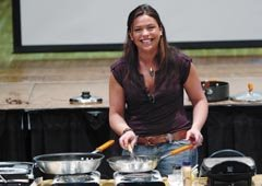 Rachael Ray Heads Back to School