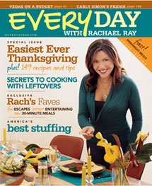 Every Day with Rachael Ray November Issue