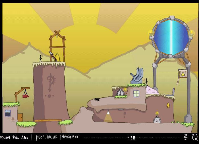 Hapland: o objetivo do jogo é abrir o portal