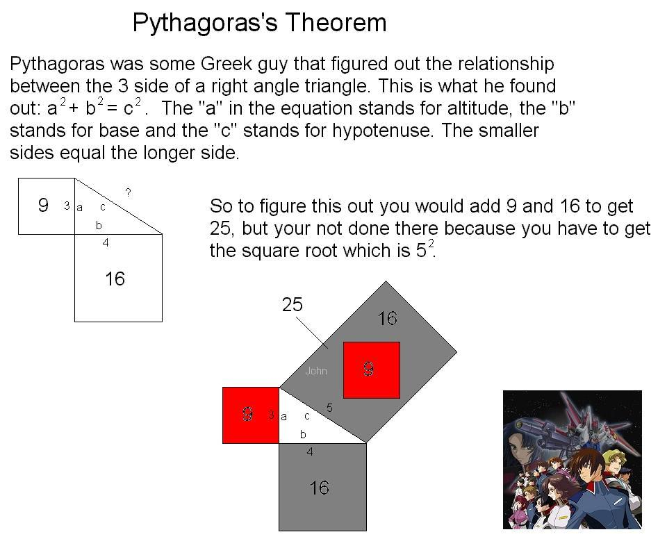 beyond pythagoras coursework Home » mathematics coursework – beyond pythagoras mathematics coursework – beyond pythagoras how long is a piece of string i am going to find out whether the estimation of the length of a piece of string improves with age it is thought that a child's estimation will improve with age and i aim to either prove or disprove this hypothesis.