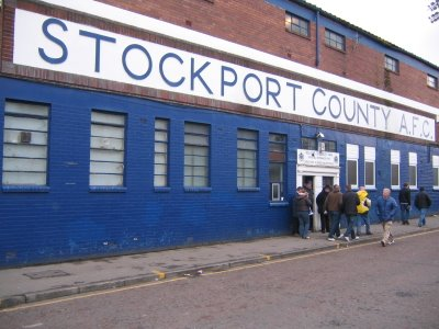Edgeley Park, Stockport