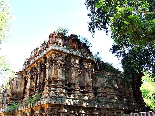 Kovil Gopuram Gopuram of Alagar Kovil