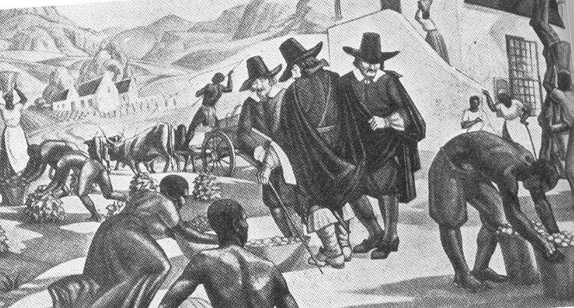 the dutch and the history of slave trade Slave trading was a major feature of jewish economic life in surinam which as a major stopping-off point in the triangular trade jewish economic life in the dutch west indies, as in the north american colonies, consisted martin's articles and reviews have appeared in the journal of negro history.