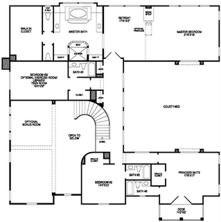 Home plan reviews for Ryland homes design center reviews