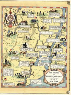 mapa de nova york antigo