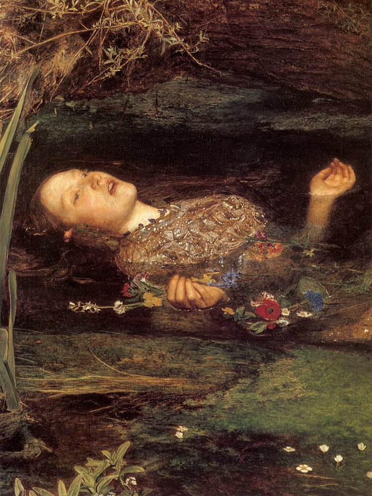 """a story of ophelia and hamlet They argue that we tell the story wrong when we say that freud used the idea of  the  (ophelia to hamlet: """"you are naught, you are naught."""