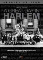 DVD Package of A Great Day in Harlem