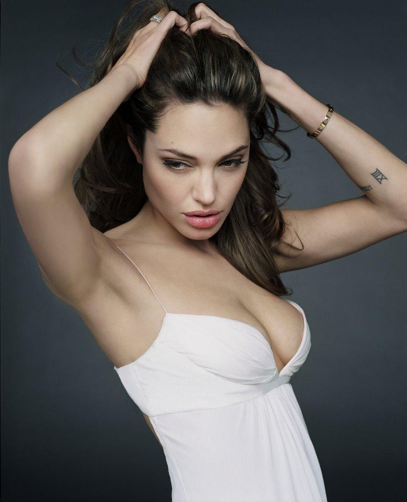 jolie vagina Angelina