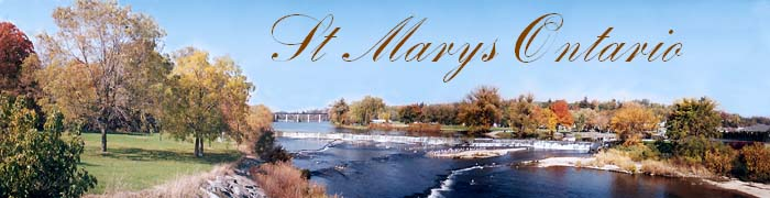 St Marys Ontario - Photos and happenings in this Southwestern Ontario Canada town