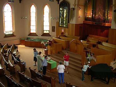 St Marys Presbyterian