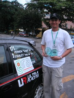 A Podium Finish! GRA Autocross Round 1 – KLCC