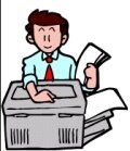 Mr. fotocopy