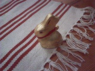 Lindt Eastern Bunny