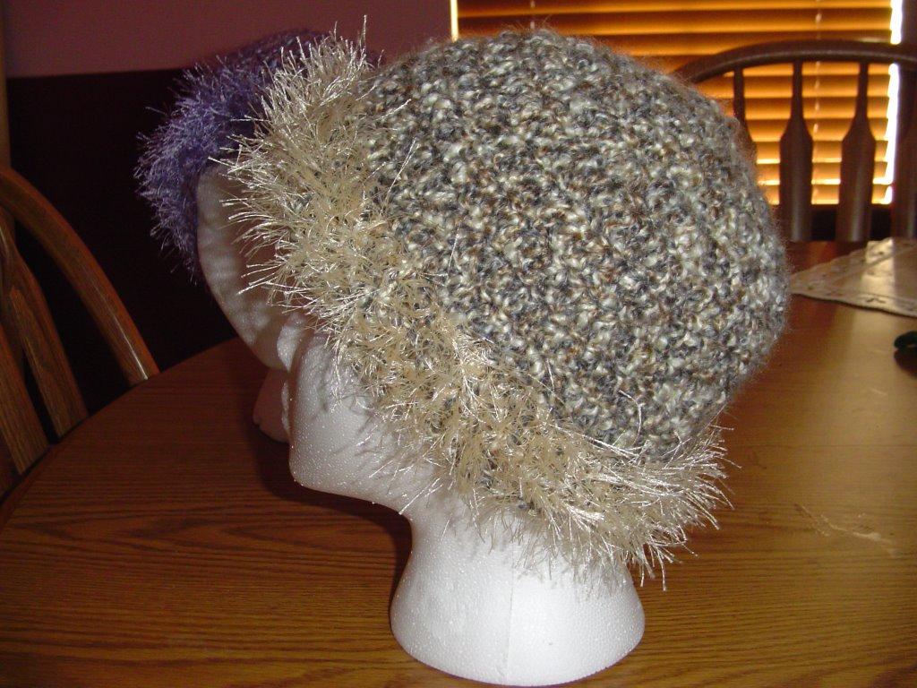 Woodhill Design Pattern Page: My Luxury Hat