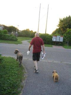 goin for a walk