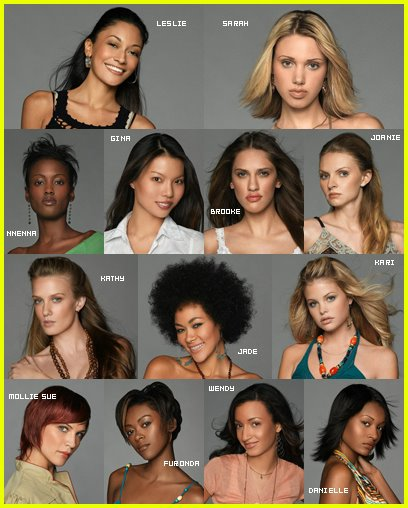 americas next top model 6
