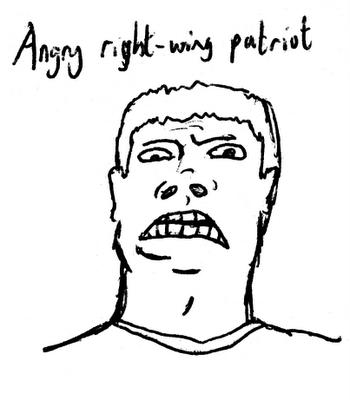 ARP sans axe