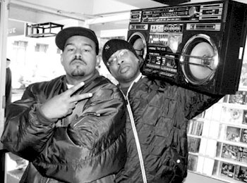DJ Jazzy Jeff and MC Skillz