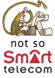 Not So Smart Telecom Monkey