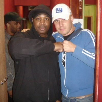 Public Enemy Chuck D Stevie G