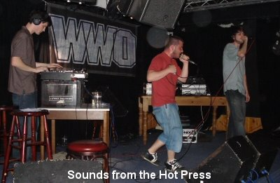 Sounds from the Hot Press