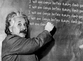 Einstein Google
