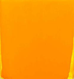 Joseph Marioni Orange
