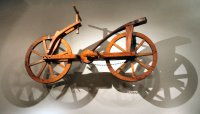 DaVinci's bicycle