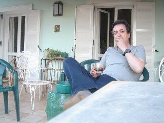 booze and cig