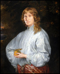 Owen Wilson as Van Dyck's Duke of Richmond