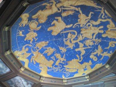 Ebp photos for Constellation ceiling mural