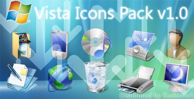 Vista Icons Pack v1.0