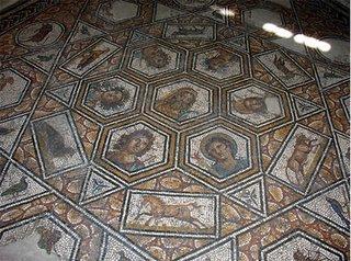 Zodiac in a Hexagram