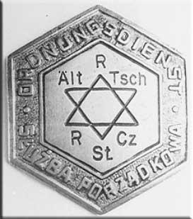 Jewish Police Magen David