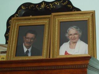 Grandaddy & Grandmother
