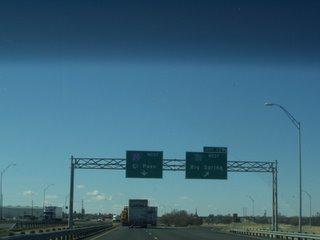 To El Paso