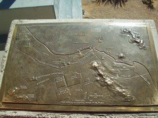 Map of El Paso & Juarez