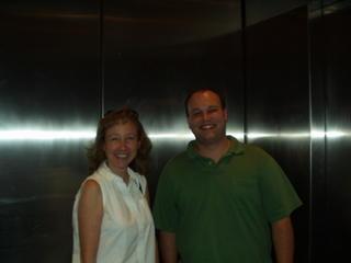 AT members Melissa and Matt