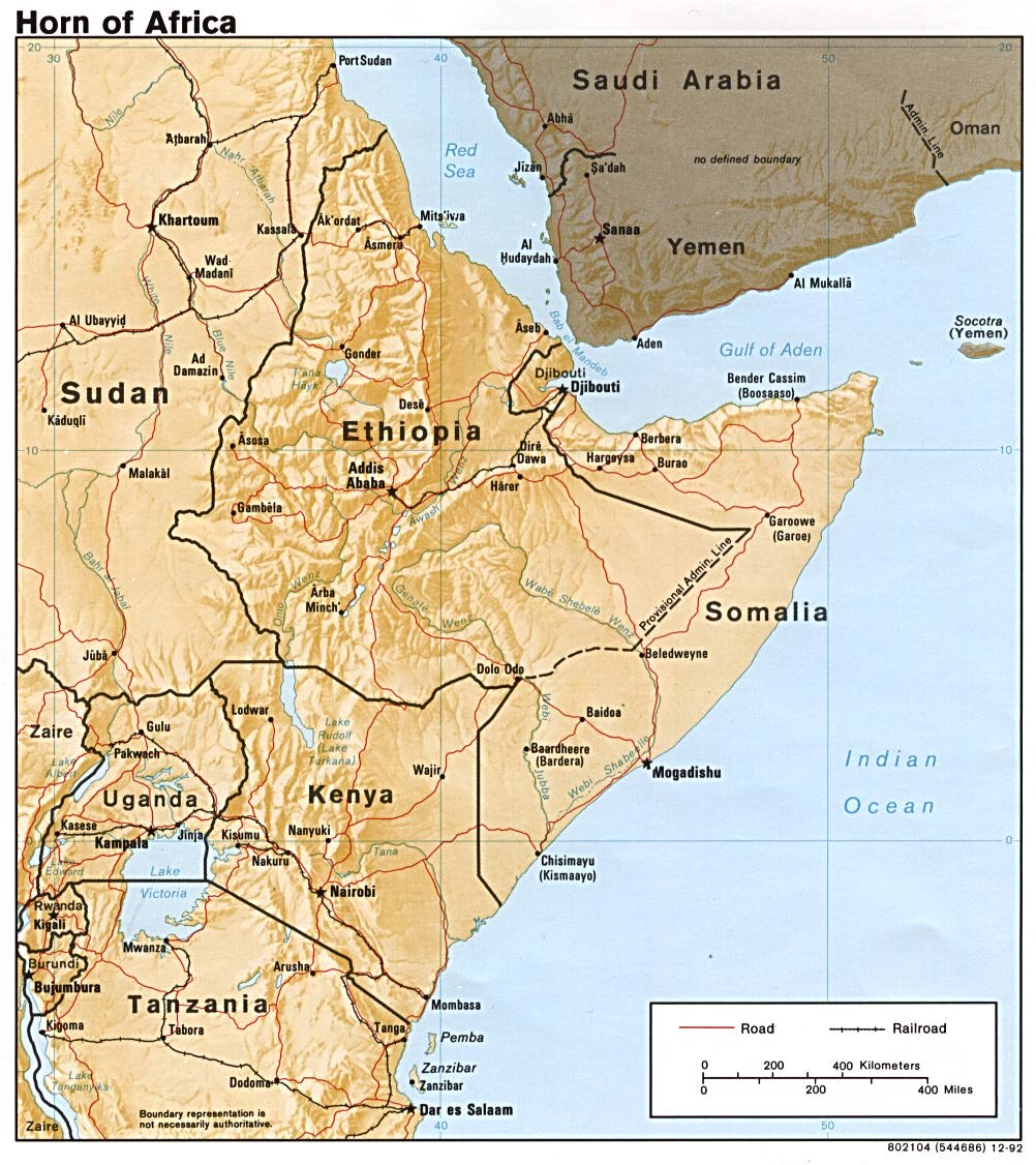 Eaglespeak the war in the horn of africa the war in the horn of africa publicscrutiny Images