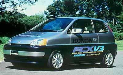 Fuel-cell-car-FCX-V3