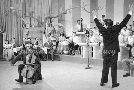 a summary of the show i love lucy I love lucy audience member captures desi arnaz's ricky ricardo  and tv  show tapings, a studio audience member covertly shot what.