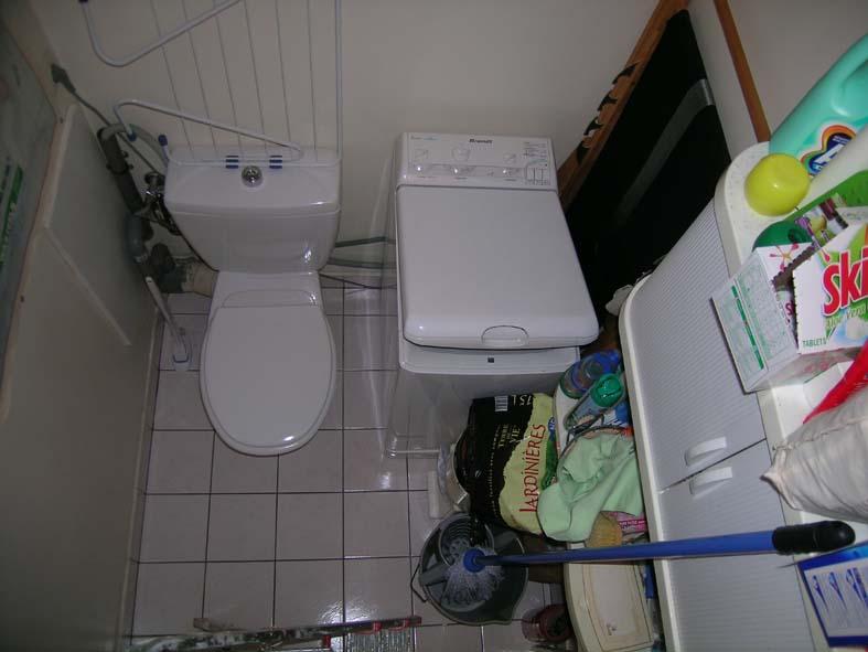 A vendre appartement deux pi ces 50 67 m2 alexandre dumas paris 20 - Evacuation machine a laver ...