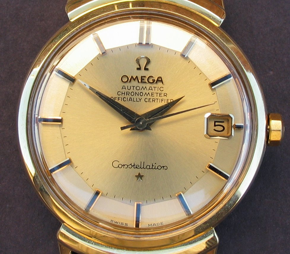Omega Constellation Collectors Which Dial Is Fake