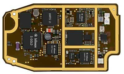 Infineon Reference Board (If you cannot see this image in your browser, please click the refresh button.)